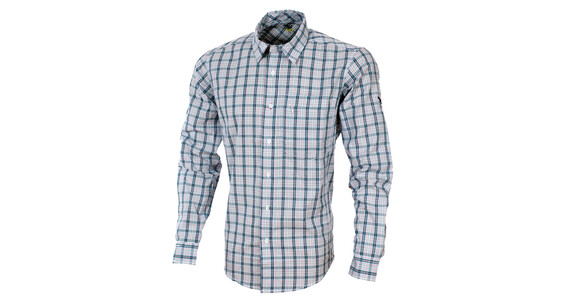 Salewa VIAJAR DRY AM Men's L/S SHIRT campanula